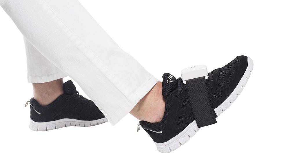 PABLO Sensoren am Schuh, Gangtherapie, Ganganalyse